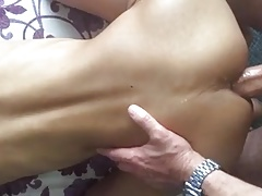 Big Cock- Fucked in the ass 2