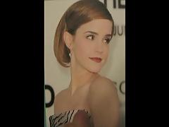 Cumming on Emma Watson #10