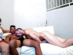 Austin Wilde 3some