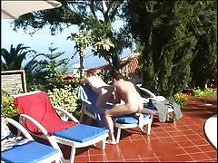 Pool Side Paradise