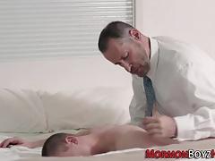 Mormon missionary cumming