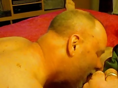 Suck, Stroke, Nip Fun And A CockSitting With A Dirty Daddy.