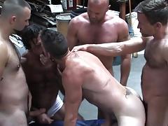 Ultimate Piss Break Piss Orgy