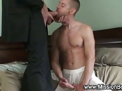 Cock for a missionary