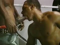 Black Males Workout