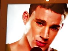 Channing Tatum Cum Tribute