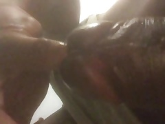 cock fingering