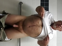 Bathroom strip
