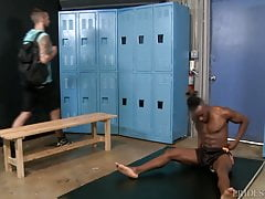 Umm Ur BBC Is Longer Than Ur Gym Shorts..Can I See It?