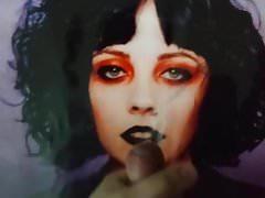 Heather Baron-Gracie (Pale Waves) Cum Tribute 1