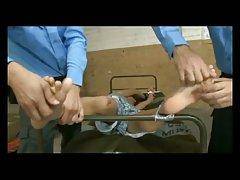 Sk8erboy feet tickling
