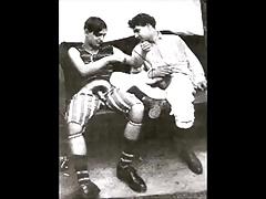 Men in action - Gay vintage - Short best of number 1