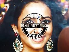 TRIBUTE TO RAKUL PREET SINGH (INDIAN ACTRES) 2