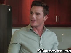 Brent Corrigan Turned on by Cute Bike Messenger