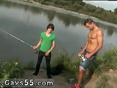 Oral Sex by The Lake!