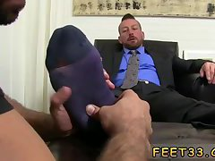 Hugh Hunter Worshiped Feet