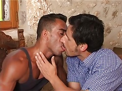 Arab Guys Blow Each Other