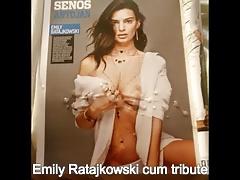 Emily Ratajkowski cum tribute (cum tribute 55)
