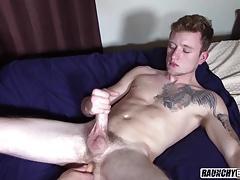 Photoshoot Turns Into Str8 Boy Ass Play!