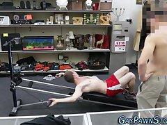 Muscled amateurs naked