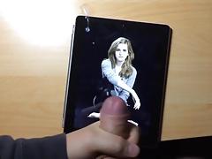 Cum Tribute Emma Watson 1