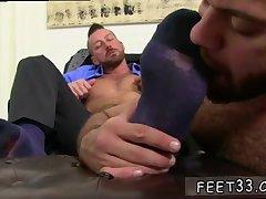 Smelling dirty socks