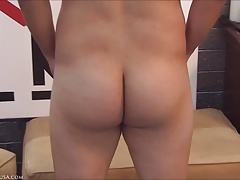 Casey puts Dakotah's prostate through the paces
