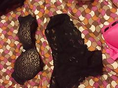 Cum on really sexy undies