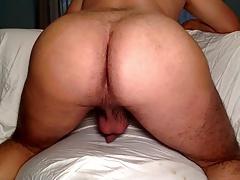 My fat bubble butt