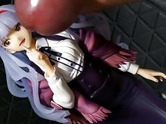 figure bukkake(SOF) takane shijou(facial)
