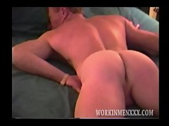 Mature Redhead Amateur Jacking Off