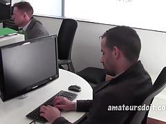 Amatuer Gay Businessmen