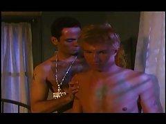 Macho gay wants blond cutie