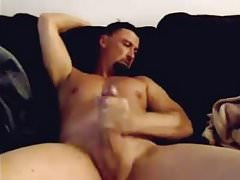 Str8 Daddy with Nice Dick cums #126