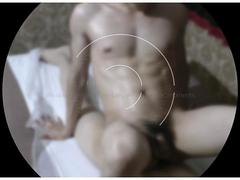 These Asian dudes are into erotic massage and hot bareback sex