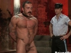 Alessio & Leo in horny extreme gay