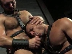 Mouth Watering Men Rough Muscle Sex