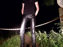 Leather XXX Clips