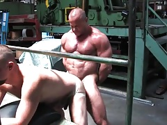Meaty Muscle Machinists Part 6