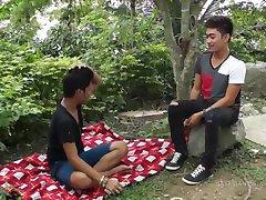 Asian Boys Idol and Nathan Barebacking