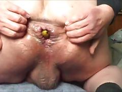 Anal 5 videos with gaping + bonus