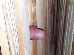 no Hand cumshot , big cum