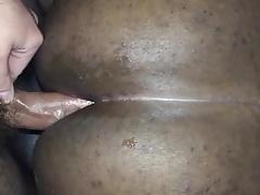 Verbal White Thug BareFucks Thick Black Bitch