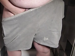 Wetting my shorts