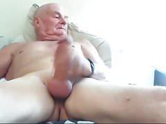 grandpa cum cam