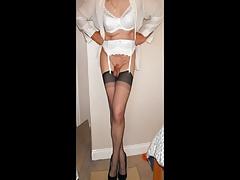 crossdresser undies slideshow