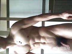 Str8 Stud Flexing Muscles