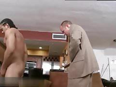 salesman big ass fucked by black big cock