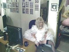 MILKING FOR DADDY petticoat