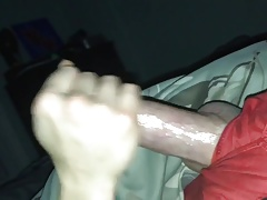 A little bit of post orgasm torture